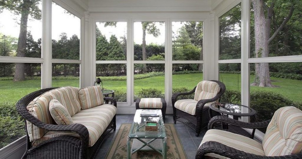 TIPS FOR YOUR SUNROOM
